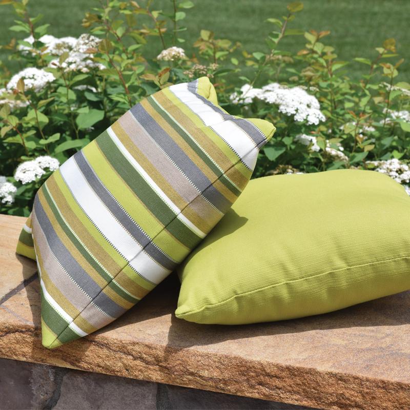 Cushions & Throw Pillows