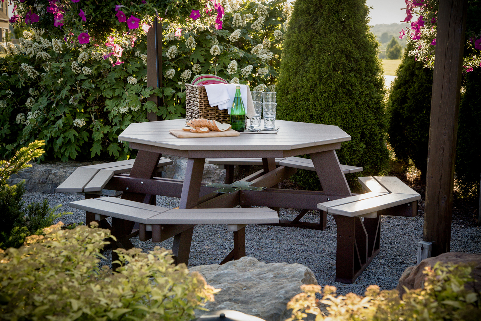 Picnic Tables & Benches & Rockers