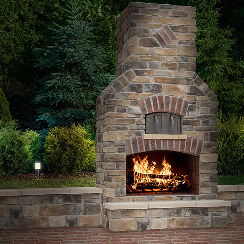 Fireplace & Oven Combos