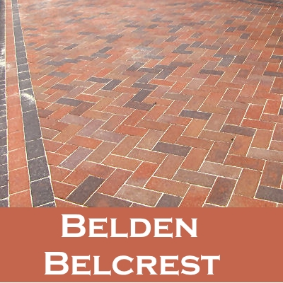 Clay Brick Paver