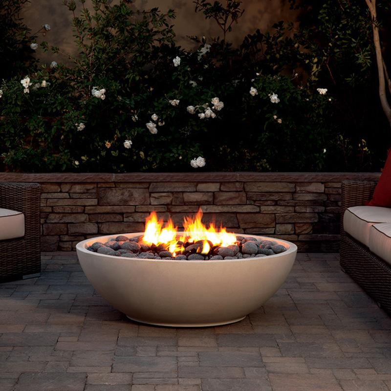 Mezzaluna Fire Bowl