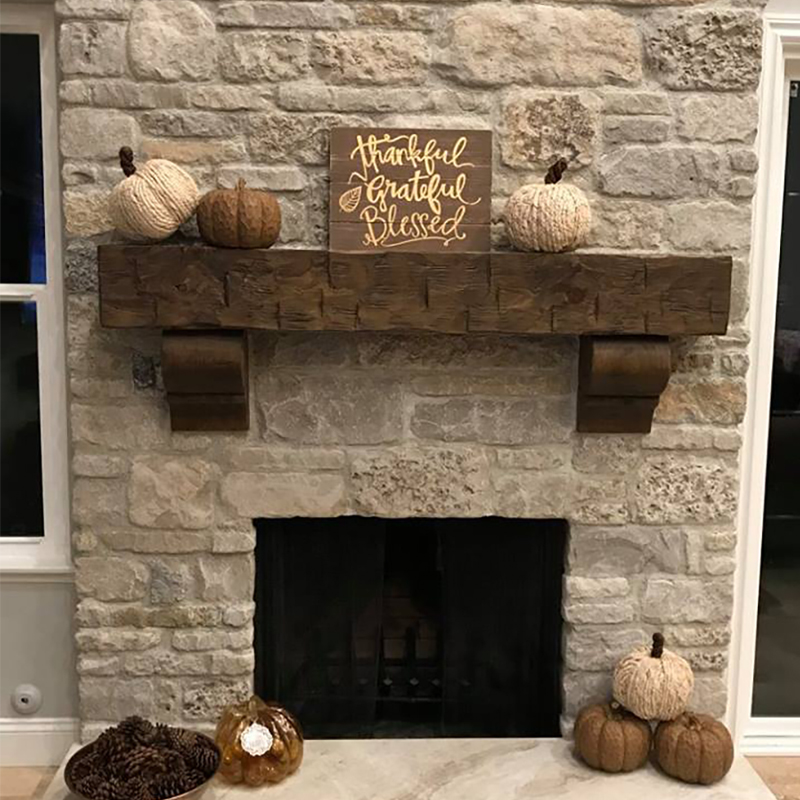 Mantel Accessories