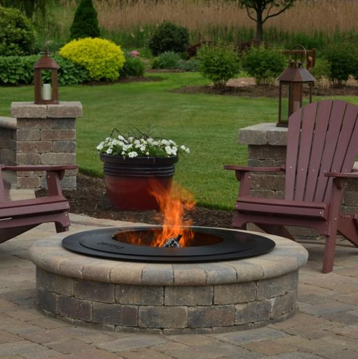 Firepits - Caps & Accessories